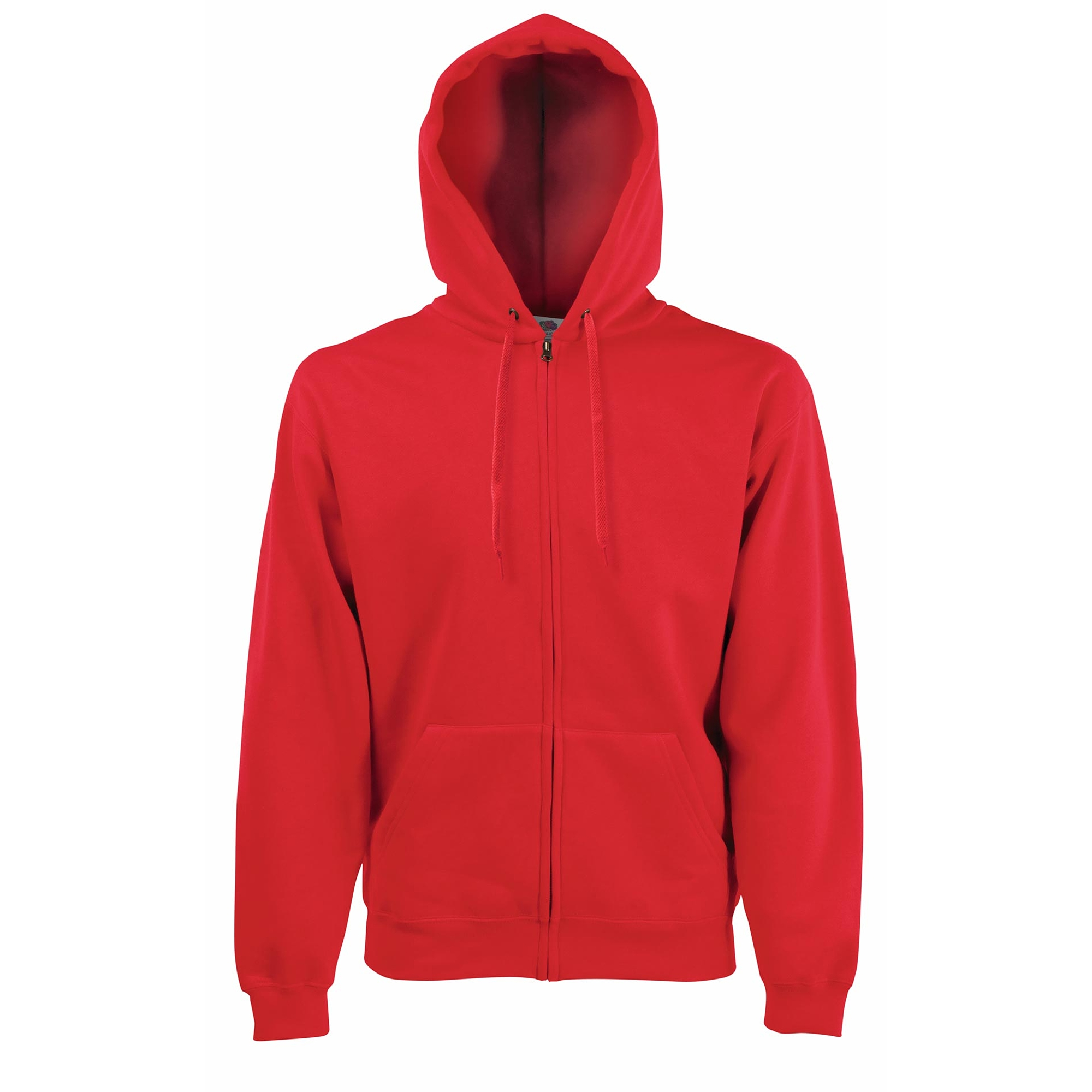 Premium Zip Thru Hooded Sweat - kapucnis, cipzáras pulóver