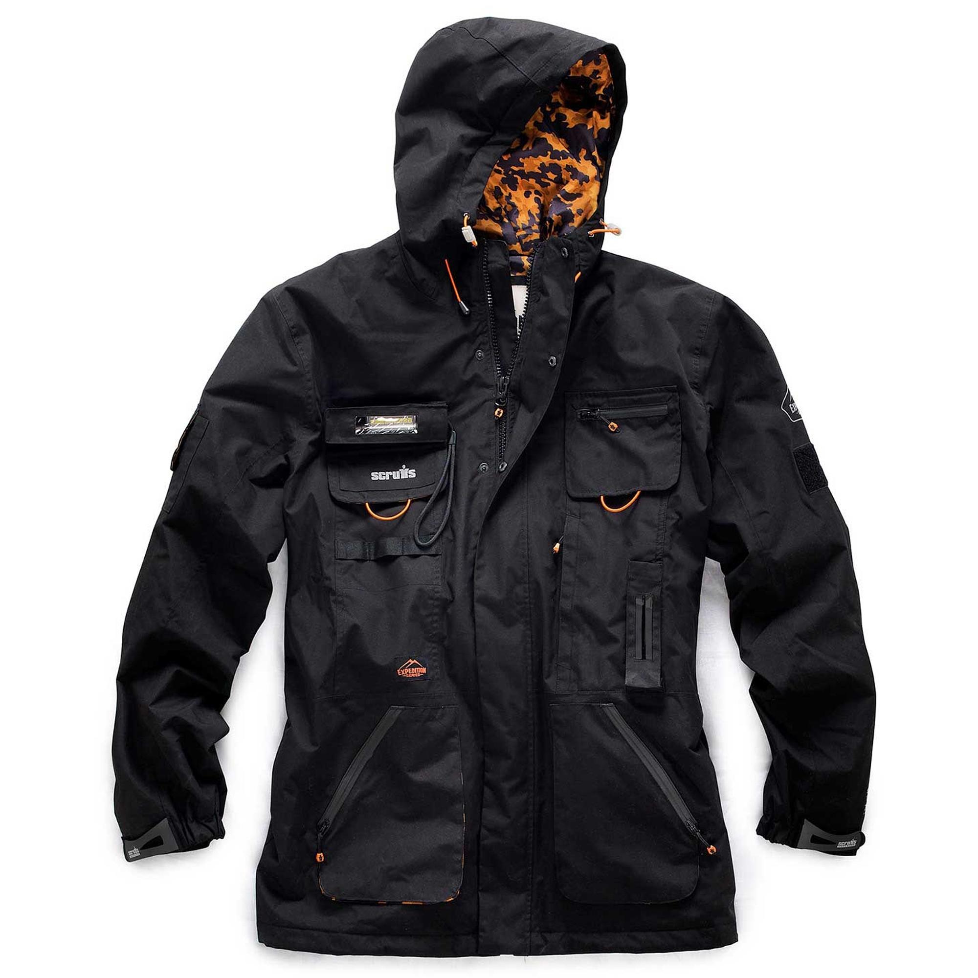 Scruffs Expedition Tech Jacket kabát