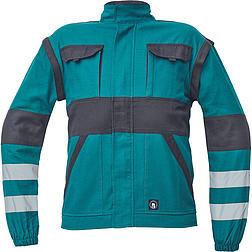 MAX NEO RFLX kabát (fényvisszaverő csíkkal)