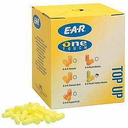 3M E-A-Rsoft Yellow Neon füldugó (PD-01-010)