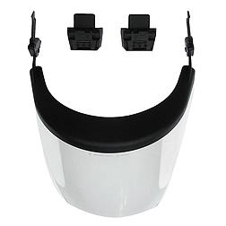 JSP PC sisakra szerelhető arcvédő kerettel MK7