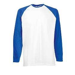 Baseball L/Sleve Tee - hosszú ujjú póló