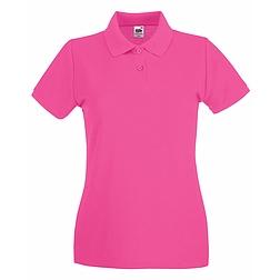 Lady-Fit Premium Polo - női galléros póló