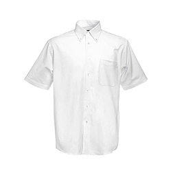 Mens Oxford S/S Shirt - rövid ujjú ing