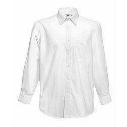 Mens Poplin Shirt L/S - hosszú ujjú ing