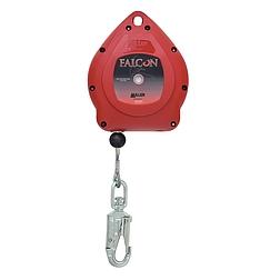 Falcon zuhanásgátló -  rozsdamentes acél csatlakozóelemmel,Hoszz: 6.2m