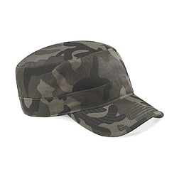 Beechfield Camouflage Army - sapka