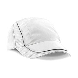 Beechfield Coolmax® Flow - hálós baseball sapka