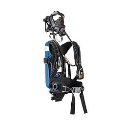 Dräger PSS 7000 komplett sűrített levegős légzésvédő készülék manométerrel és acélpalackkal