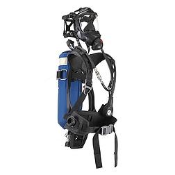 Dräger PSS 3000 komplett sűrített levegős légzésvédő készülék manométerrel és acélpalackkal