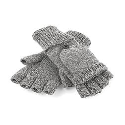 Beechfield Fliptop Gloves - kötött kesztyű