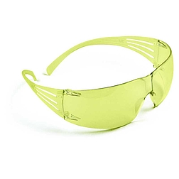 3m securefit sf203af-eu védőszemüveg pc sárga as / af