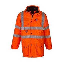 7-in-1 Multifunctional - jól láthatósági kabát