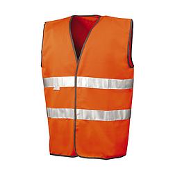 Result Safety Vest - jól láthatósági polár mellény