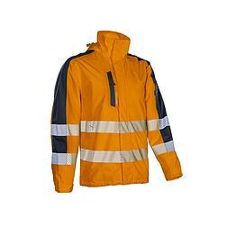 HOTARU - vízálló, láthatósági softshell kabát (stretch)