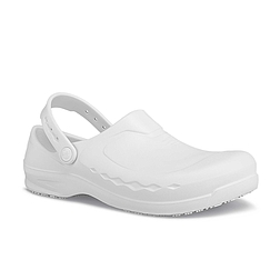 Shoes for Crews ZINC WHITE (OB) - unisex klumpa