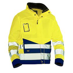 Jobman 1231 - Craftsman láthatósági dzseki