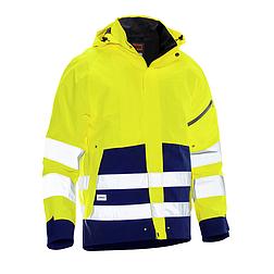 Jobman 1273 - Shell kabát HI-VIS