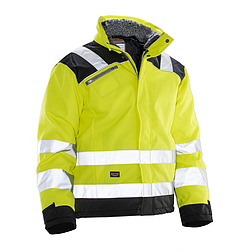 1346 - Láthatósági, téli, bélelt dzseki