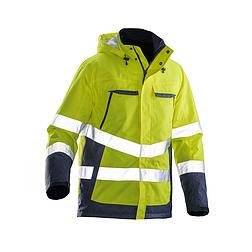 Jobman 1383 - Bélelt láthatósági kabát