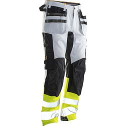 Jobman 2134 - Craftsman Core munkanadrág (stretch) HI-VIS