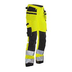 Jobman 2272 - Craftsman Star női, láthatósági nadrág