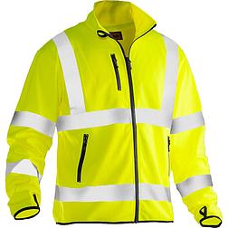 Jobman 5101 - Könnyű láthatósági softshell dzseki