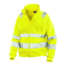 Jobman 5172 - Láthatósági pulóver-kabát