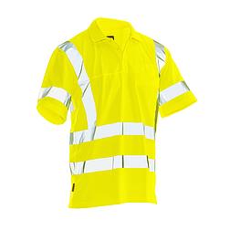 Jobman 5583 - Spun-Dye láthatósági galléros póló