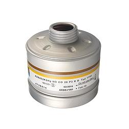 Dräger X-Plore Rd40 A2B2E2K2HgNO CO 20 P3 R D - légzésvédő szűrőbetét