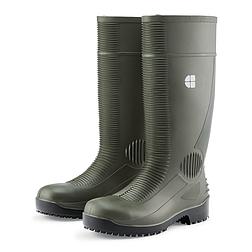 Shoes for Crews BASTION - GREEN (S4) - PVC csizma