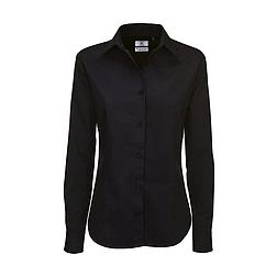 B&C Sharp SWT83 LSL hosszú ujjú női ing