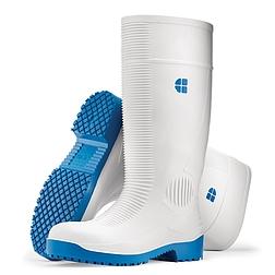 Shoes for Crews BASTION - WHITE (S4) - PVC csizma