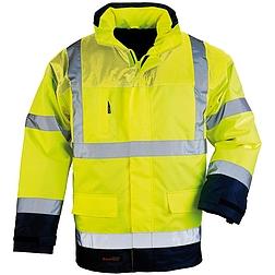 Airport Fluo HI-VIS 4/1 kabát