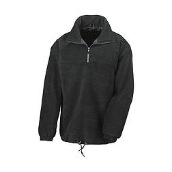 1/4 Zip Lined Fleece - cipzáras, polár pulóver