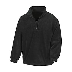 1/4 Zip Top - polár pulóver