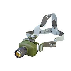 Homloklámpa P3512 1 LED 3W 3xAAA CREE