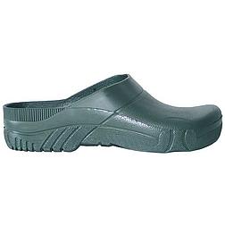 Kerti PVC papucs zöld