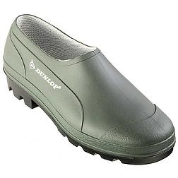 Dunlop Wellie PVC cipő / 9SYLV,vízálló,zöld színű