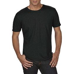 Anvil Tri-Blend TEE - rövid ujjú, férfi póló