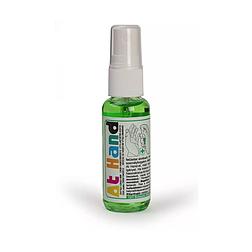 Pumpás kézfertőtlenítő spray - 70% Etil-alkohol, borsmenta olaj, glicerin, 30 ml