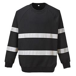 IONA pulóver fényvisszaverő csíkkal
