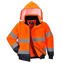 Hi-Vis 2 az 1-ben kabát
