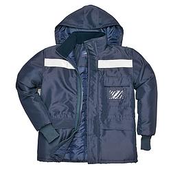 Hűtőházi bélelt kabát