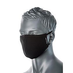 Textil maszk 2 rétegű, antimikrobiális (mosható)