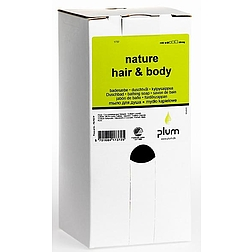 Plum nature hair&body tusfürdő és sampon 1,4 l