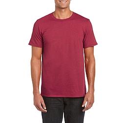 Gildan Softstyle - rövid ujjú, férfi póló