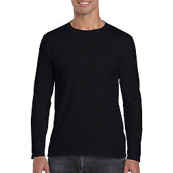 Gildan Softstyle - hosszú ujjú, férfi póló