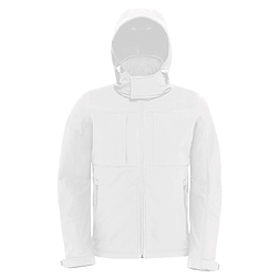 B&C Hooded - férfi softshell dzseki