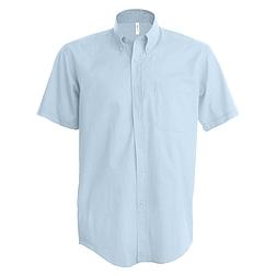 Kariban Oxford Shirt - rövid ujjú, férfi ing